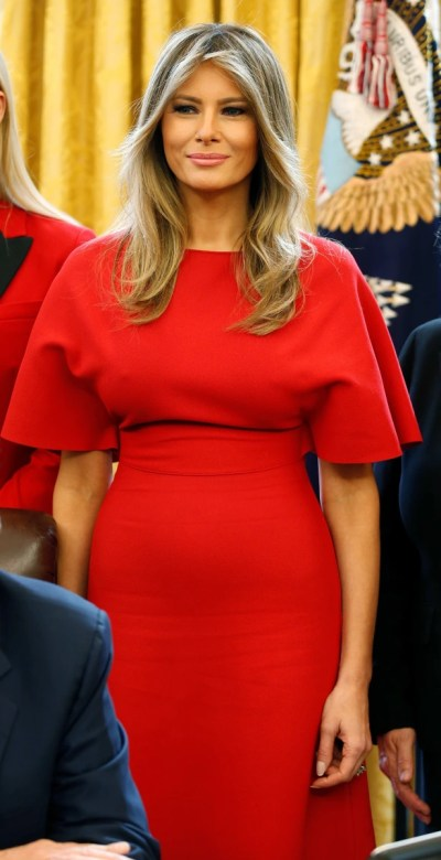 Melania Trump's first lady style - TODAY.com