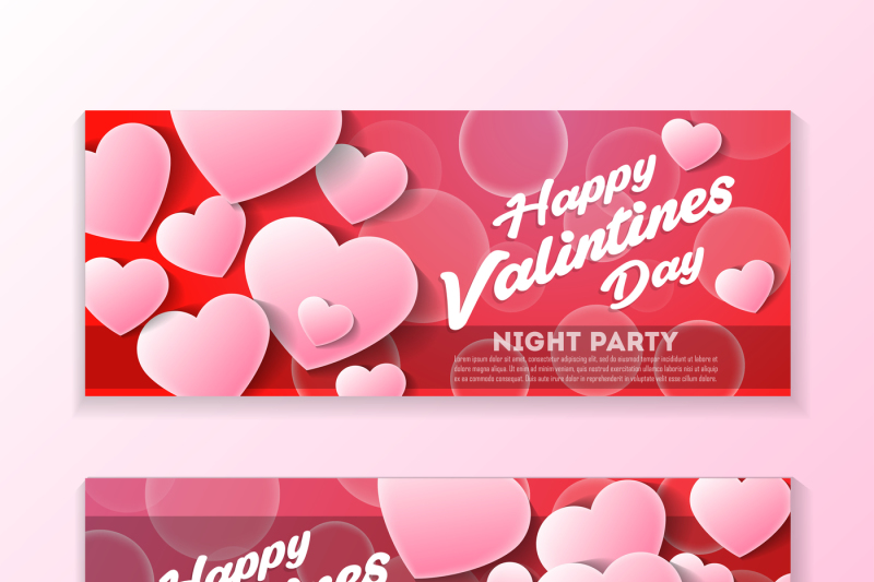 Happy valentines day and weeding greeting card templates By Alfazet