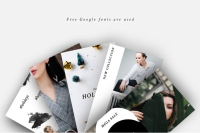 ANIMATED Instagram story - Lifestyle & Fashion By ...
