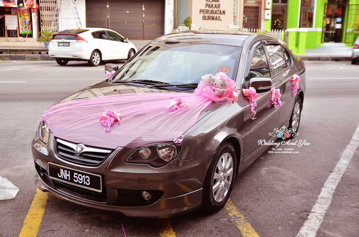 Car Decoration Weding Wedding Car Decoration Car