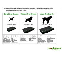 Orthopaedic Dog Bed Rectangular | Free P&P on orders 29 ...