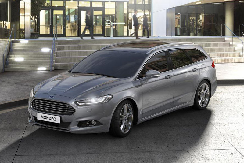 Ford Mondeo Interieur Officieel: Ford Mondeo (wagon @ P.2) - Autoweek.nl