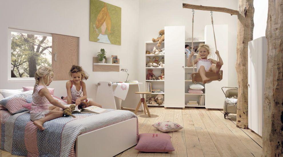 Geschwisterzimmer Mein Zimmer, dein Zimmer - unser Zimmer - kinderzimmer praktisch einrichten