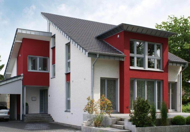 Laumans Dachziegel für ihr Traumdach - Gebr Laumans - bauemotionde - haus ausenfarbe grau