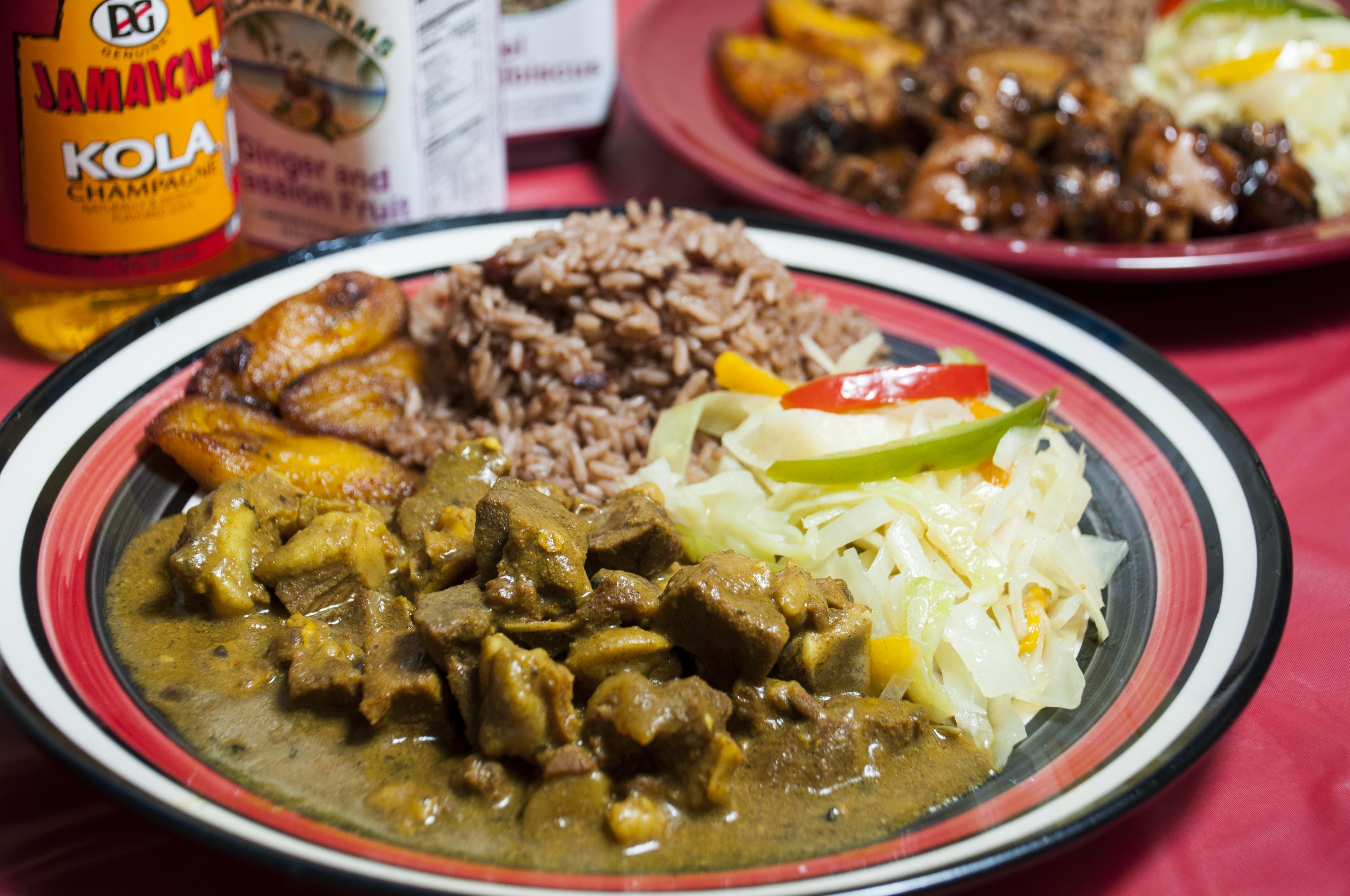 Jamaican Cuisine Cafe A Taste Of Five Restaurants In Northwest Detroits Small