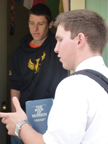 Mormon Missionary Manual