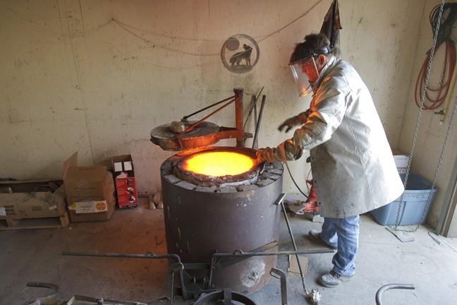 The Making Of The Newtie Arts San Luis Obispo New
