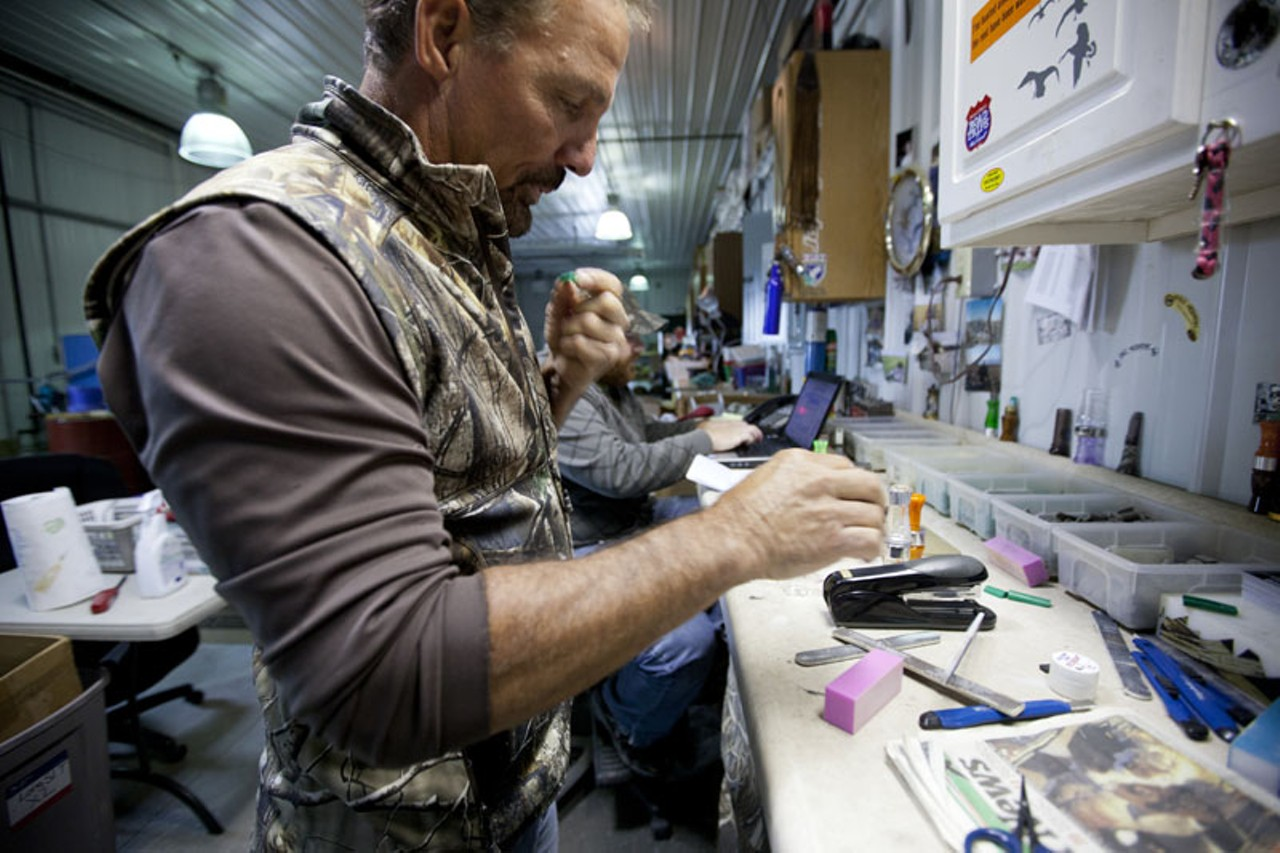 Jeff Foiles Was A Rock Star In The World Of Waterfowl