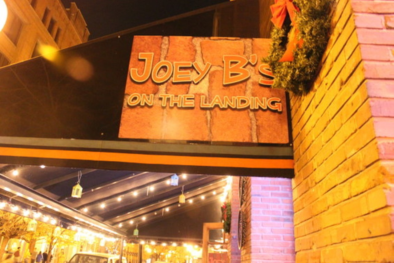Deli N Cucina Joey B S On The Landing St Louis Riverfront American