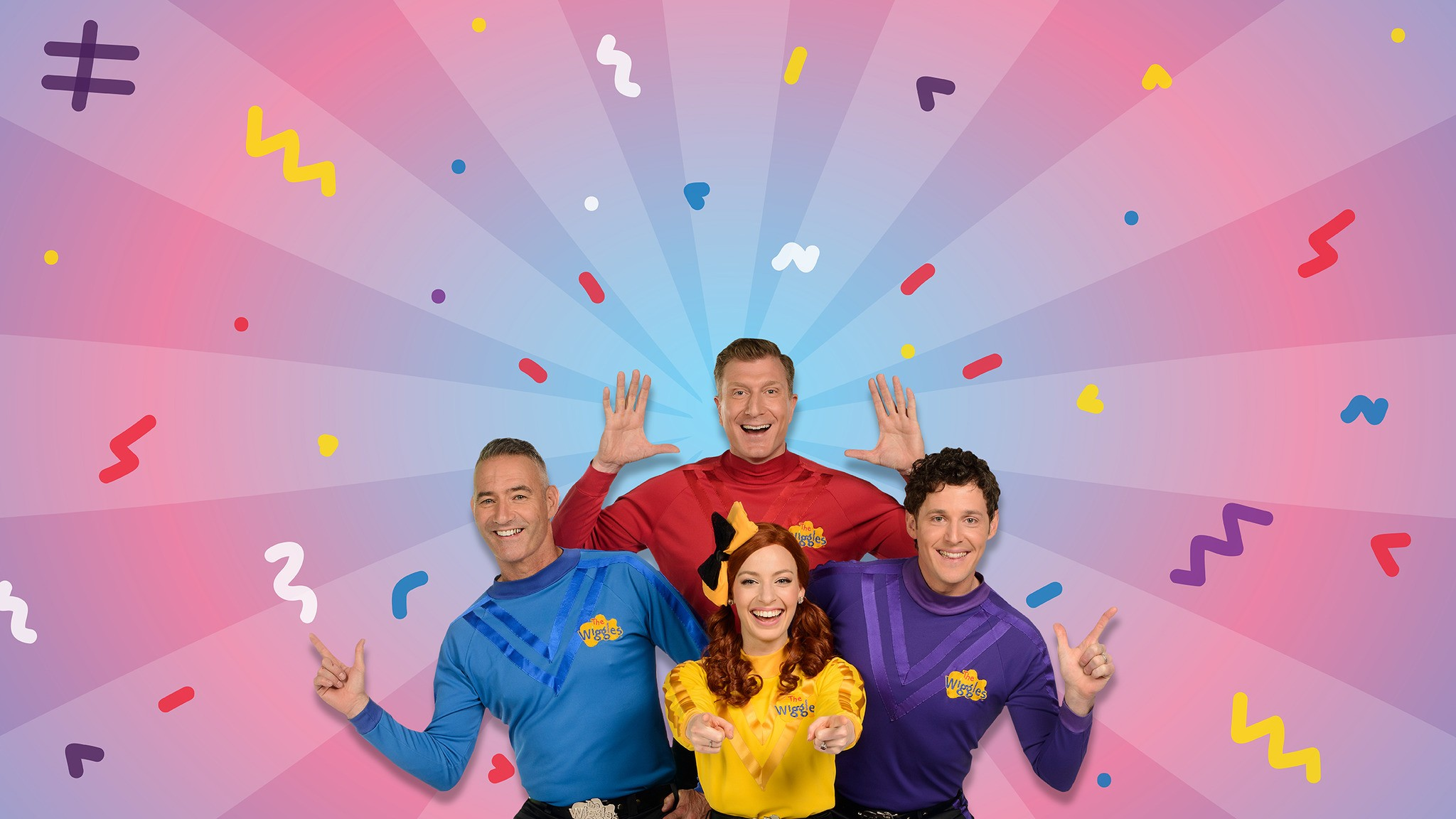 Party Time The Wiggles Party Time Tour At Paramount Theatre In Seattle Wa
