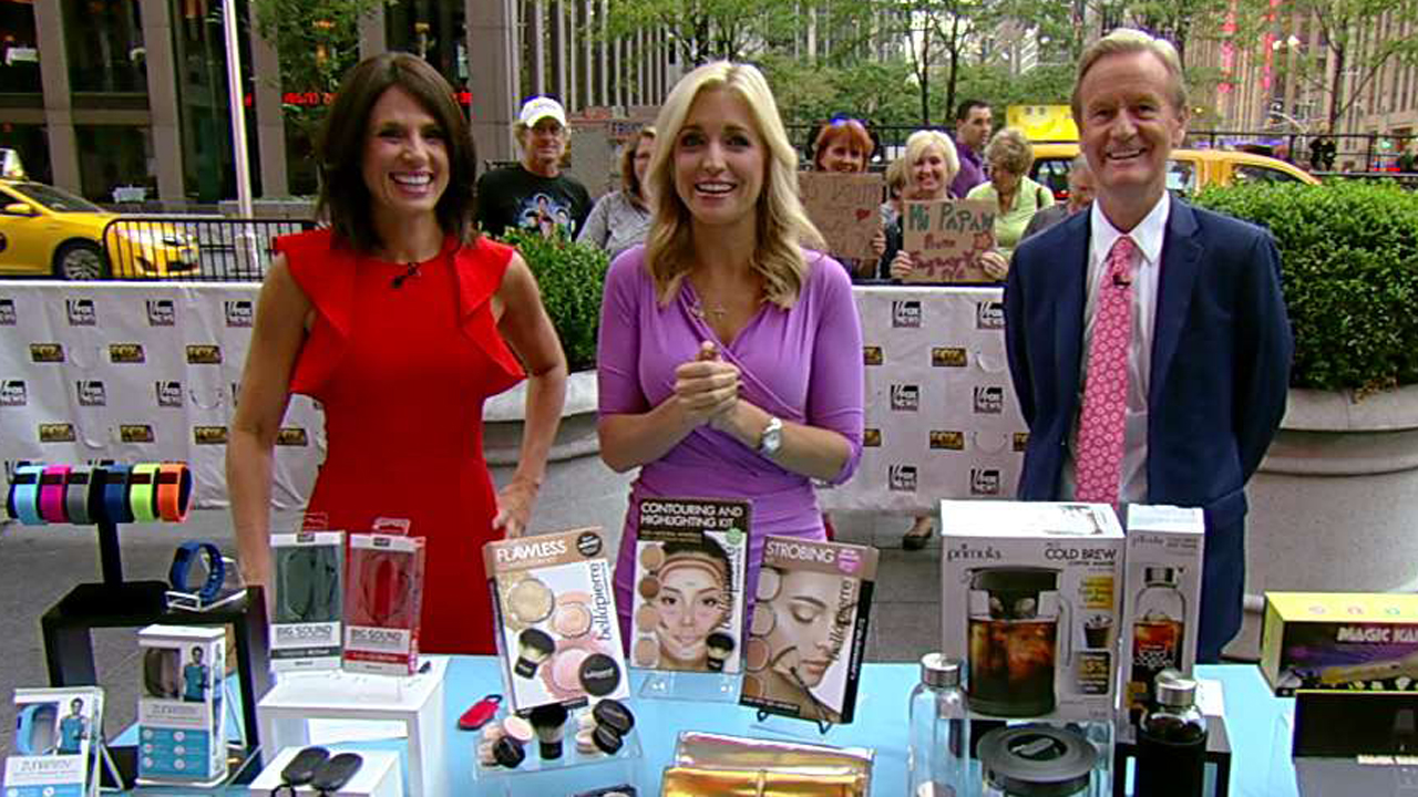 Fox and friends mega deals today