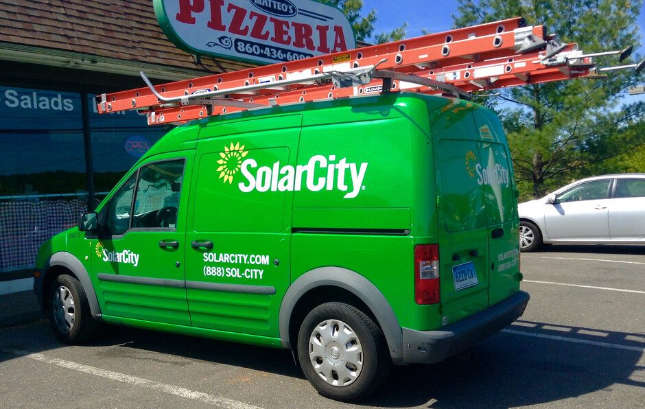SolarCity Plans to Create, Build Solar Roof
