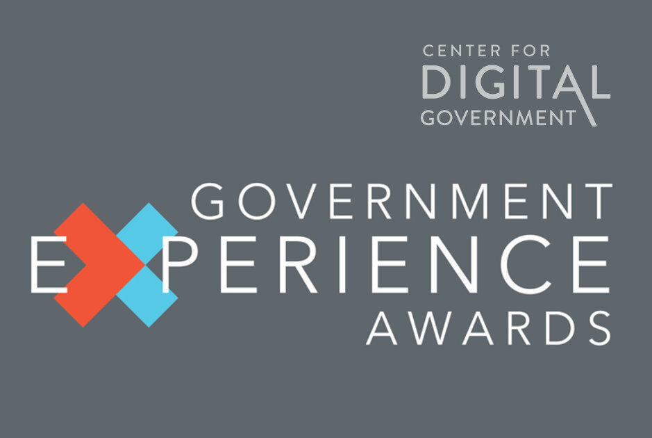 Government Experience Awards 2017 Inaugural Winners Announced