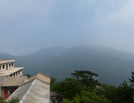 Miaofeng Shan