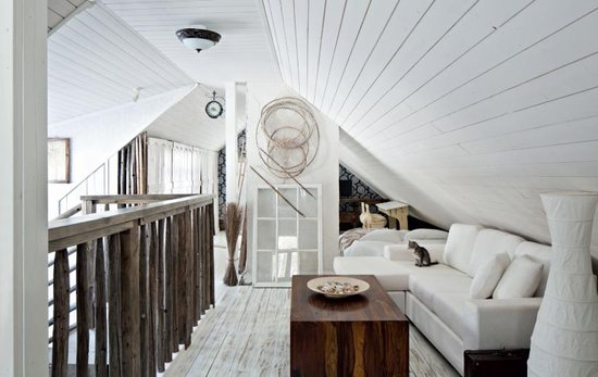 rustic country living