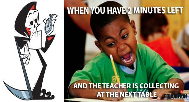 These 10 funny memes will take you to your school days - Education - funny missing person poster