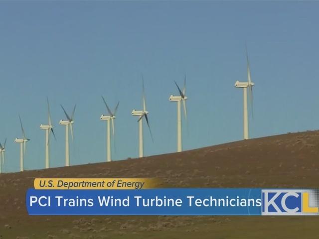 Wind Turbine Technician Career Path
