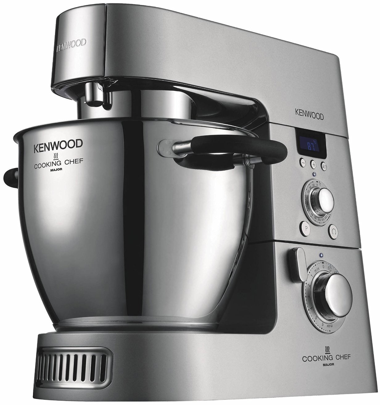Kenwood Robot Cocina Análisis De Kenwood Cooking Chef Major Km096 Comparador