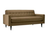 Order the DWR Bantam Sofa ($1,780) in Alabaster to ...