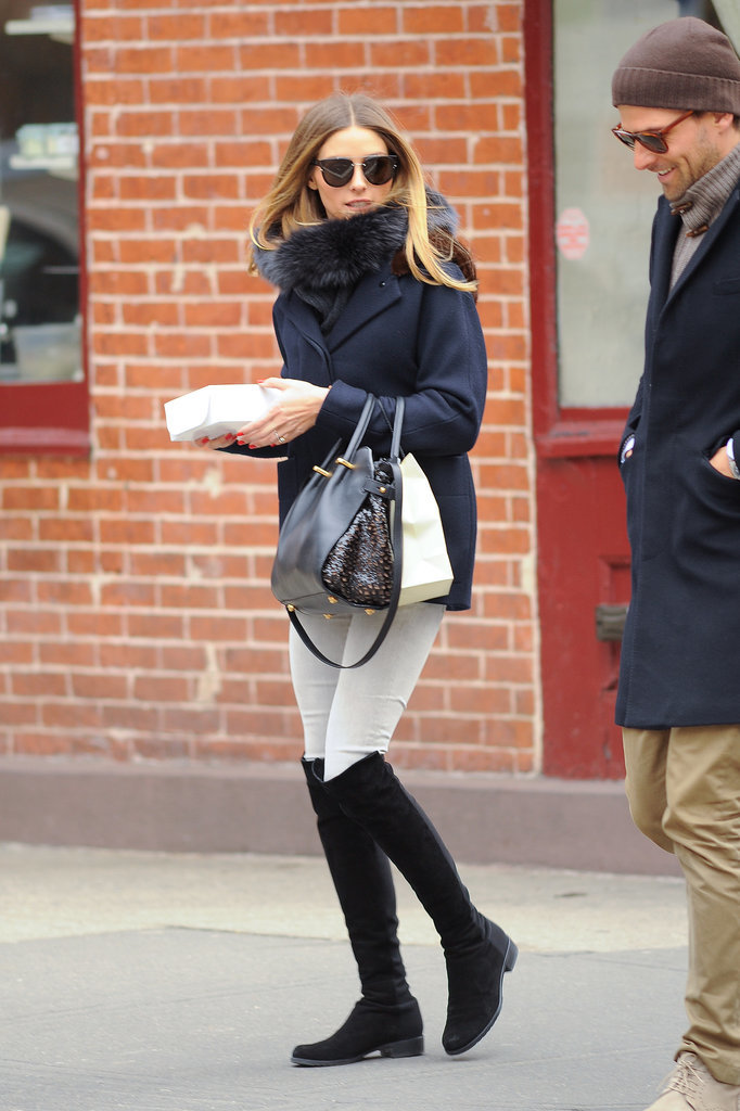 Celebrities Wearing Over The Knee Boots Pictures
