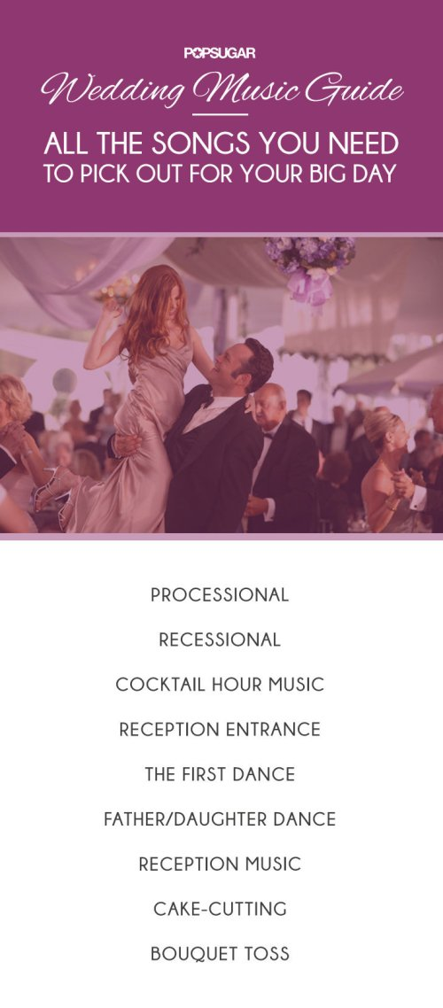 Mutable Wedding Music Guide Popsugar Middle East Celebrity Entertainment Wedding Processional Songs 2018 Wedding Processional Songs Piano