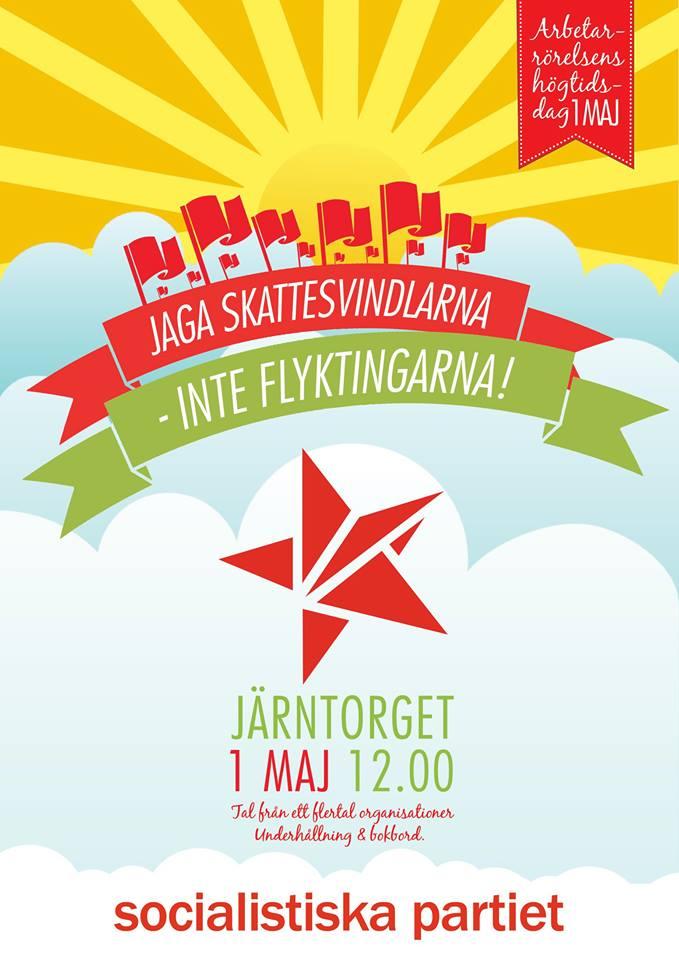 Socialistisk 1-maj