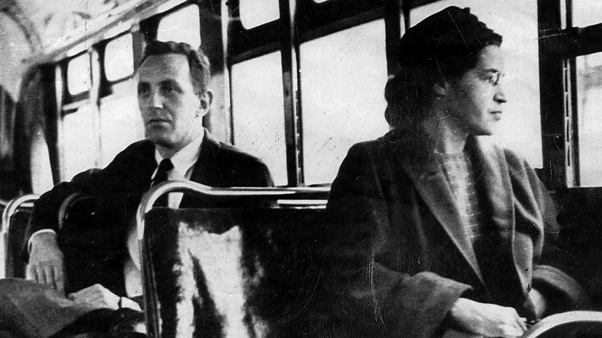 In Rosa 60 Years Ago Rosa Parks Refused To Give Up Her Seat