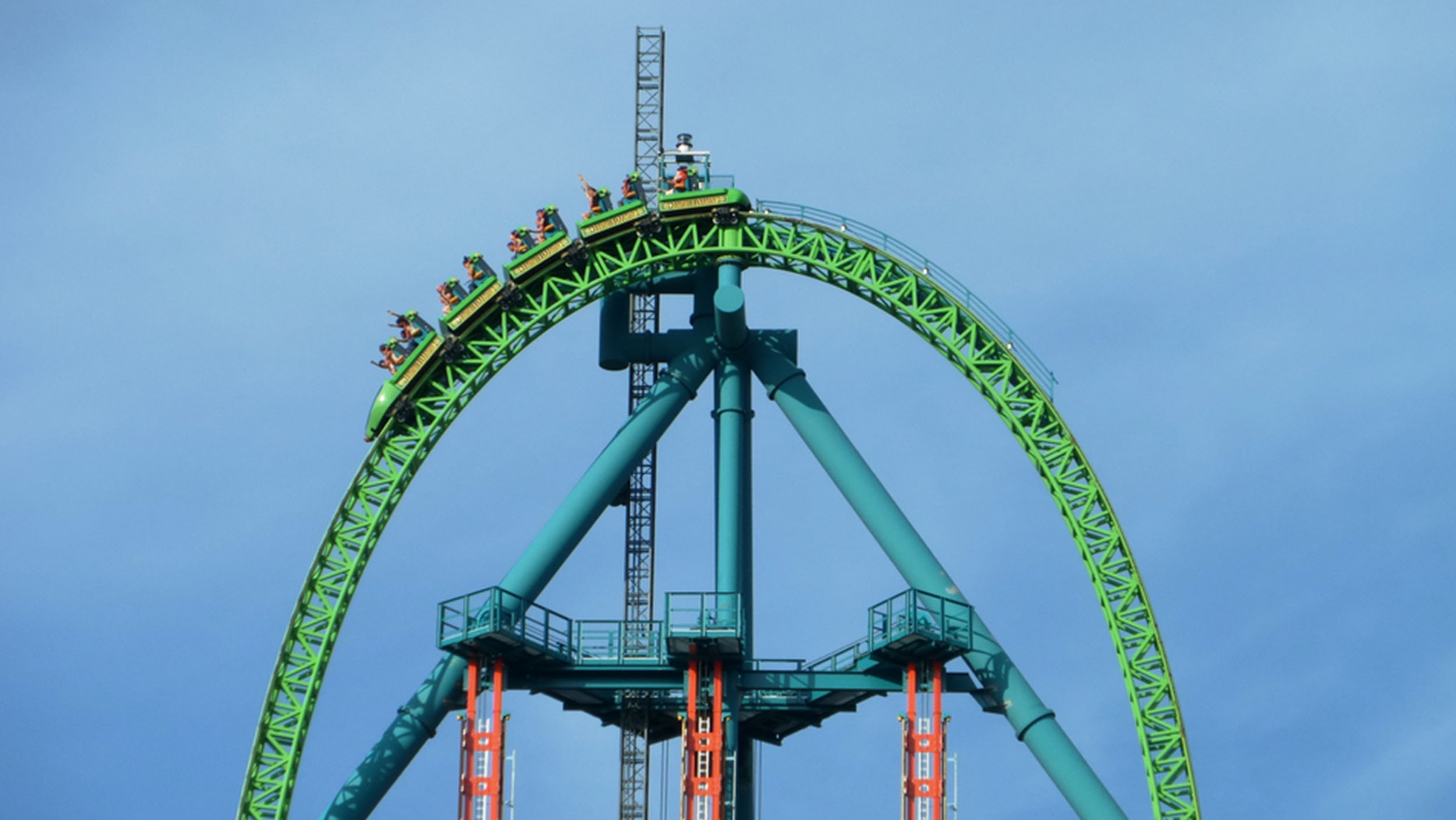 Roller Coaster Top 10 Tallest Roller Coasters In America Today