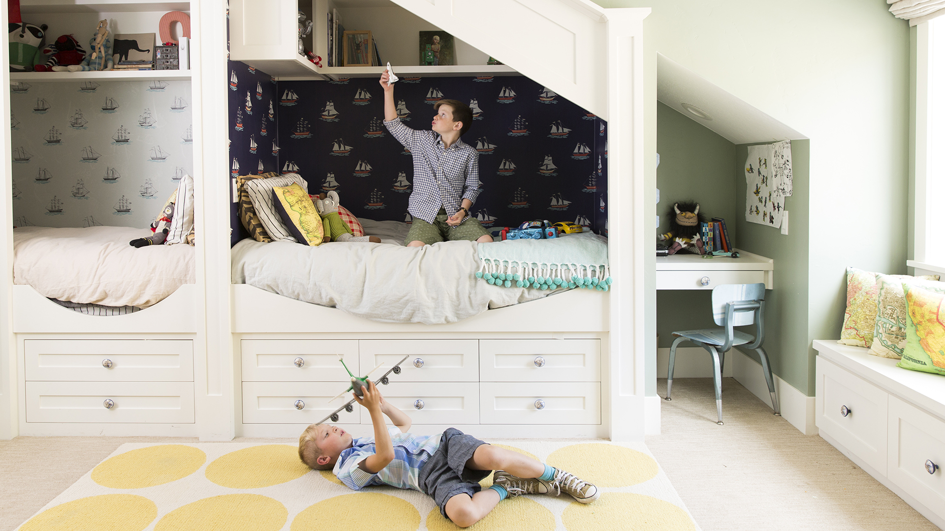 Shared Bedroom Ideas Teenagers Shared Kids Room Ideas From Pinterest Today