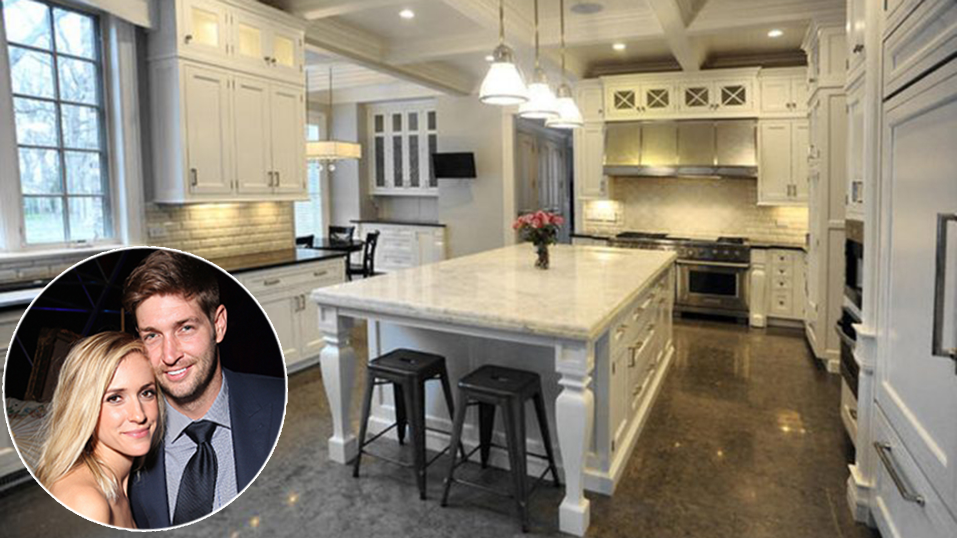 New Kisten Regal Room Kristin Cavallari And Jay Cutler 39s Chicago House Is For