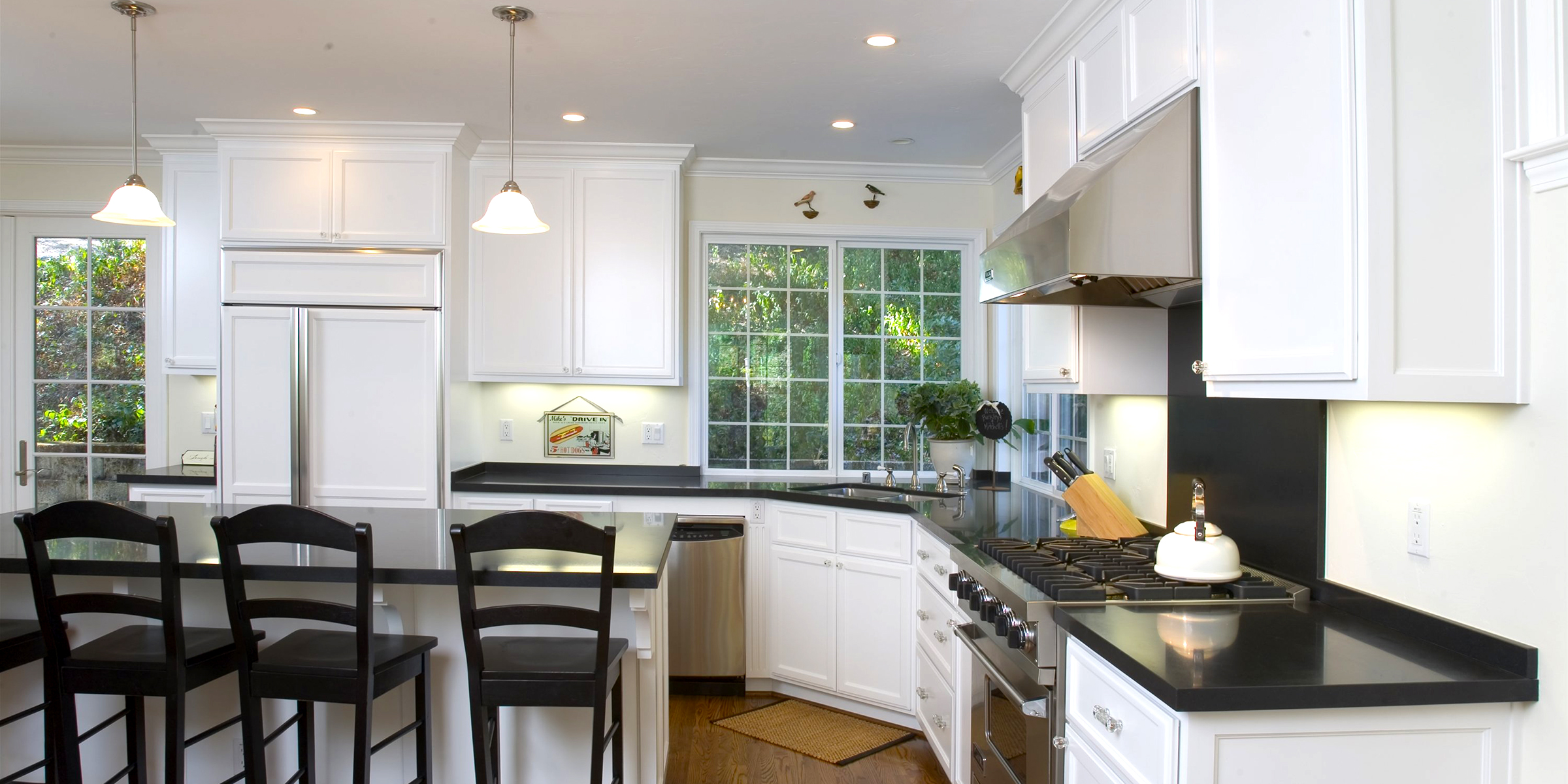 Should Kitchen Cabinets Go Up To Ceiling Kitchen Remodel Cost Where To Spend And How To Save