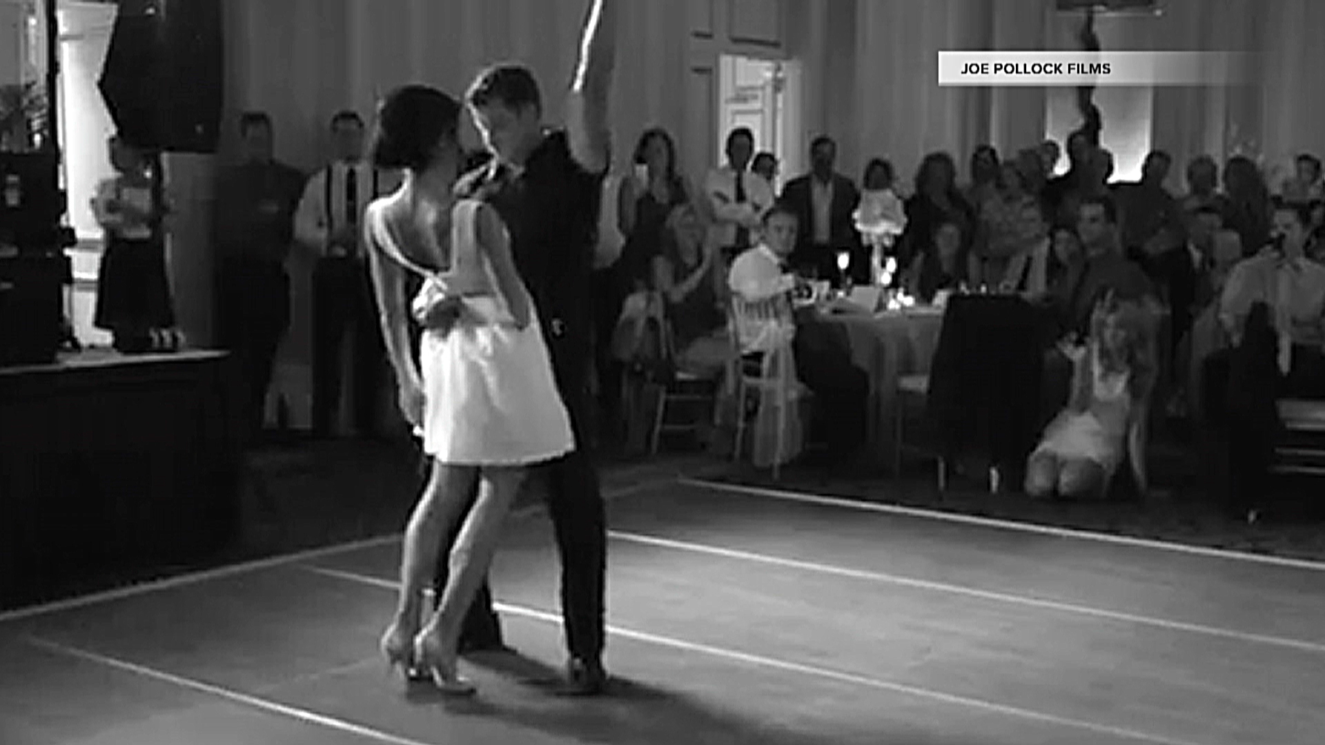 Dirty Harry Quotes Wallpaper Newlyweds Recreate Famous Dirty Dancing Scene For