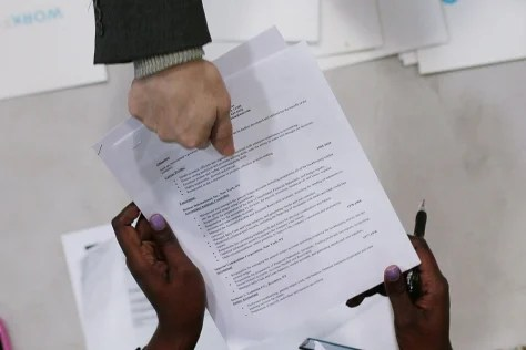 Your Career Avoid these six resume mistakes - Business - Careers - avoiding first resume mistakes