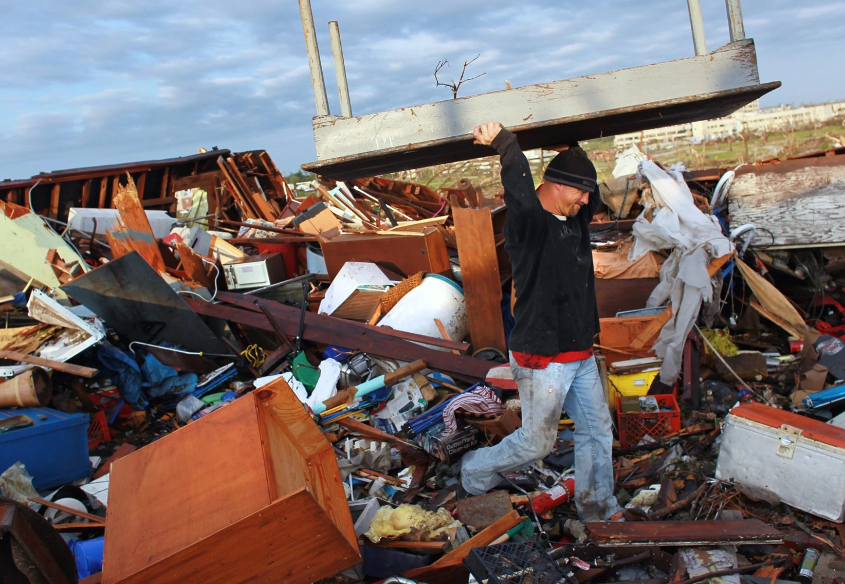 Home Depot Joplin Deadly Storms Rake Midwest Today