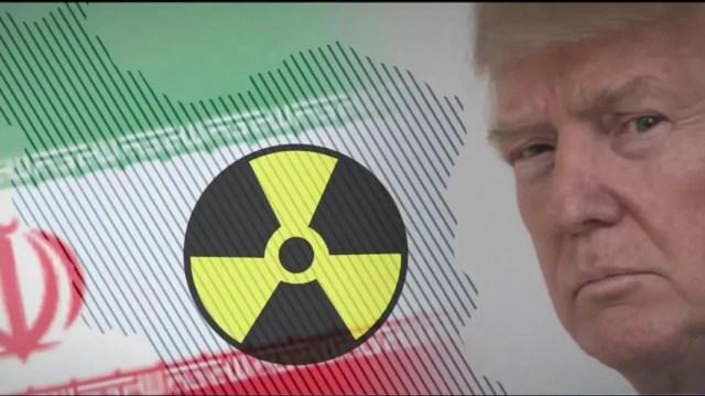 Resultado de imagen para iran nuke deal trump