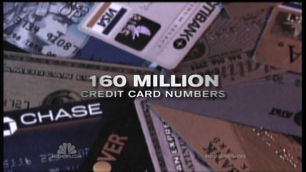 160 million credit cards later, \u0027cutting edge\u0027 hacking ring cracked