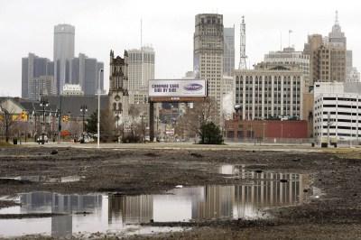 Detroit Most Dangerous City