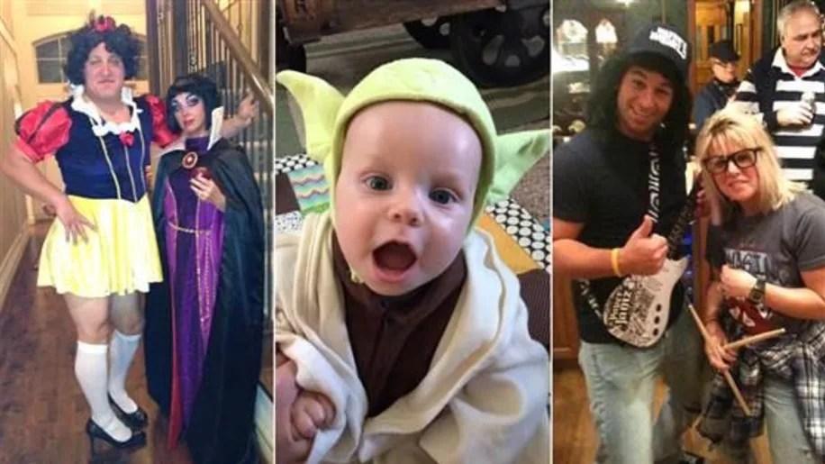 61 easy last-minute Halloween costumes