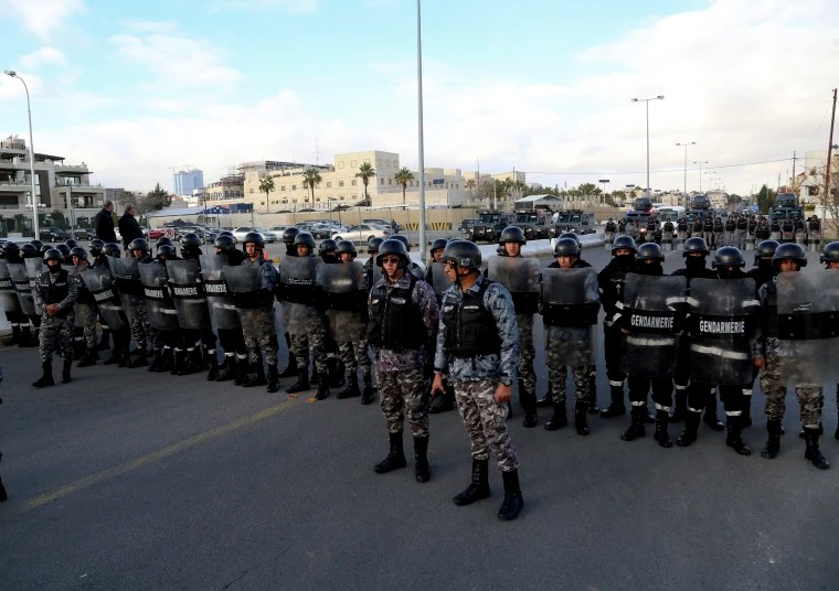 US adds dozens of Marines to guard embassies in Israel, Turkey, Jordan