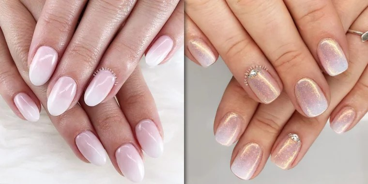 Baby boomer nails\u0027 are the modern French manicure