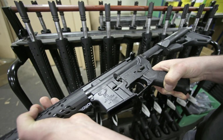 New Trump Rules Make It Easier For Us Gun Makers To Sell