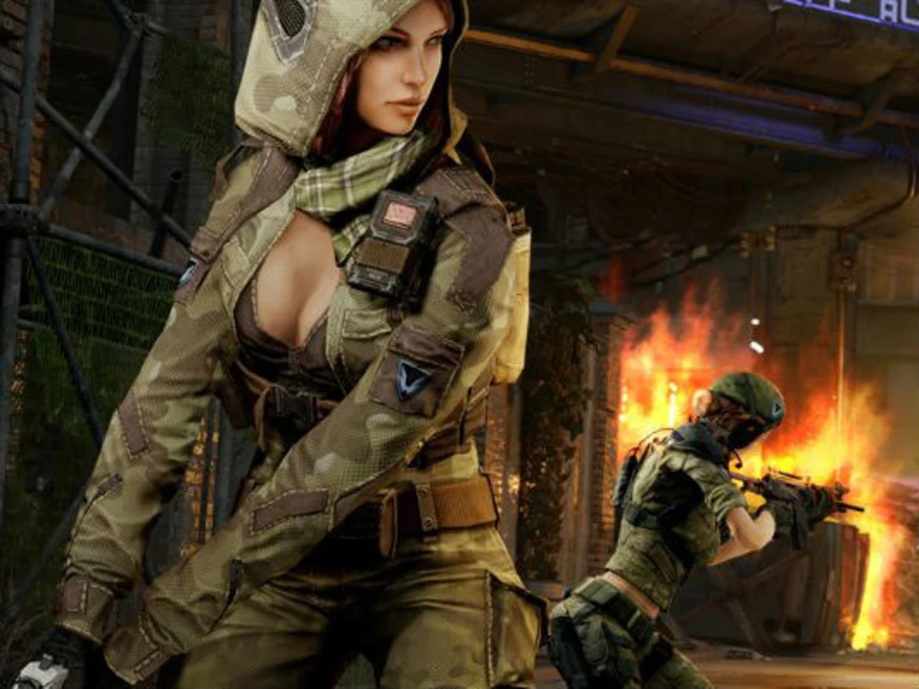 Gta Girl Gun Desktop Wallpaper Video Games Sexual Double Standard May Have Real World