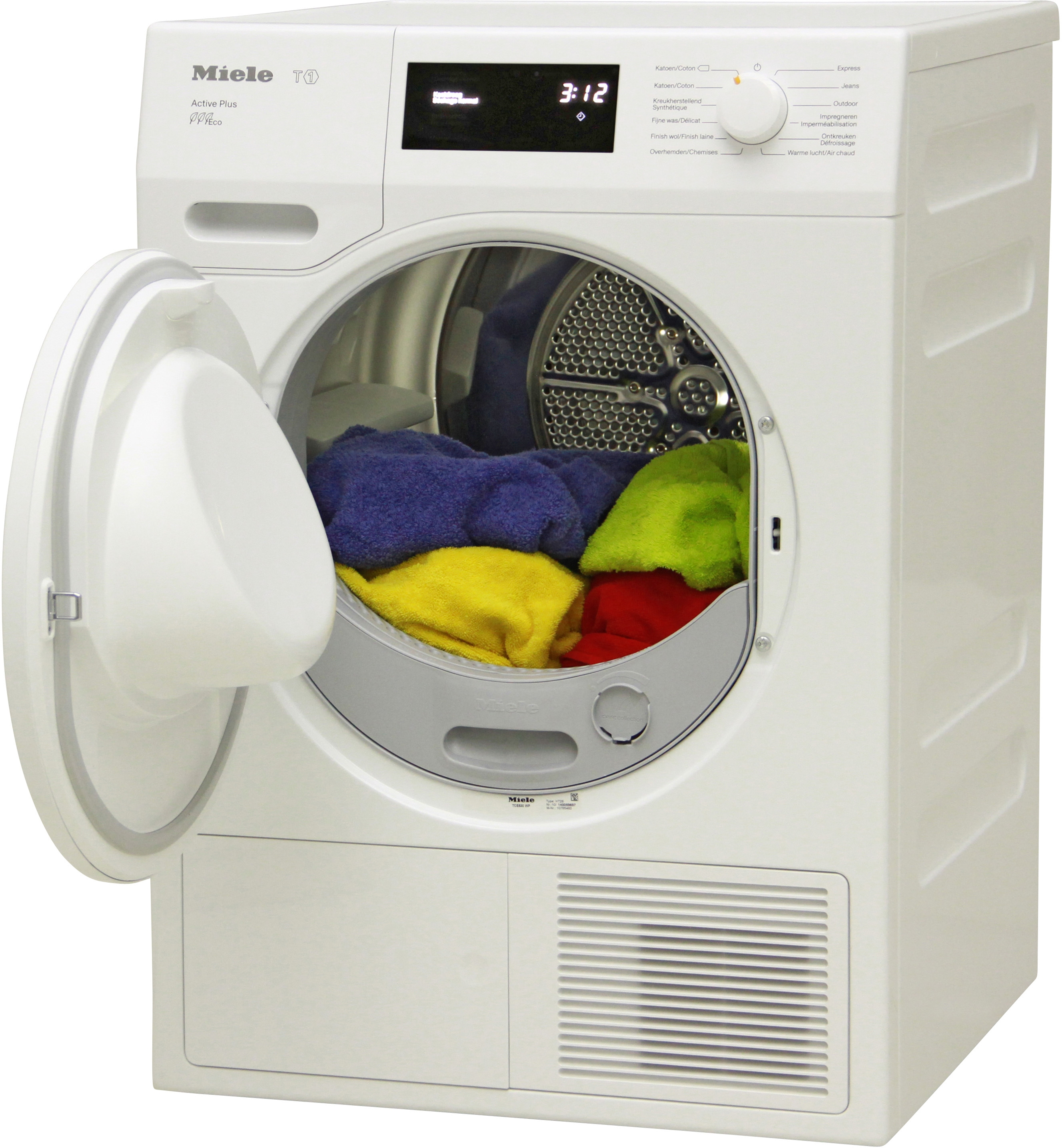 Dimension Seche Linge Miele Tce530wp