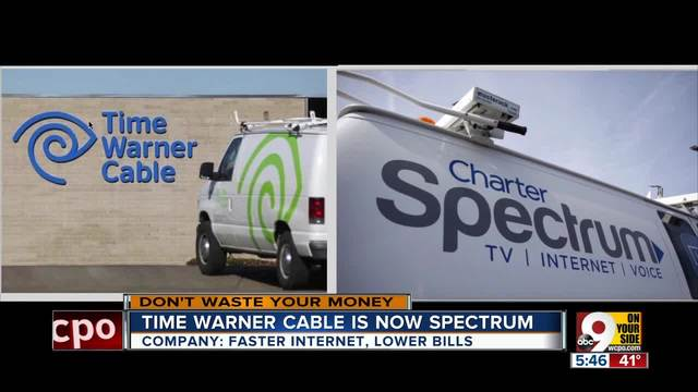 Time Warner is now Spectrum What\u0027s changing
