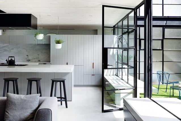 Industiele Keuken 2016 Australian Interior Design Awards: Residential Design