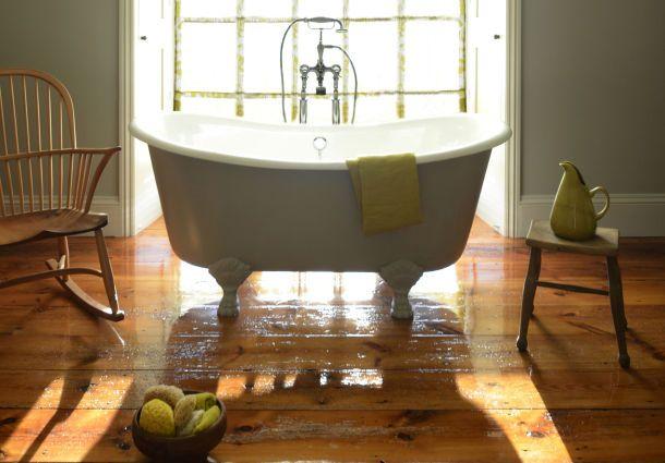 Holzboden im Bad 10 Tipps zu Auswahl und Pflege - bauemotionde - badezimmer leisten