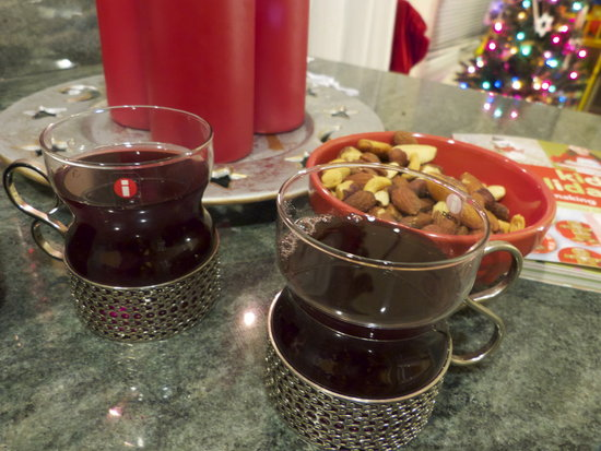 Glogg- the mulled wine of the north
