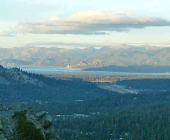 I spy Lake Tahoe