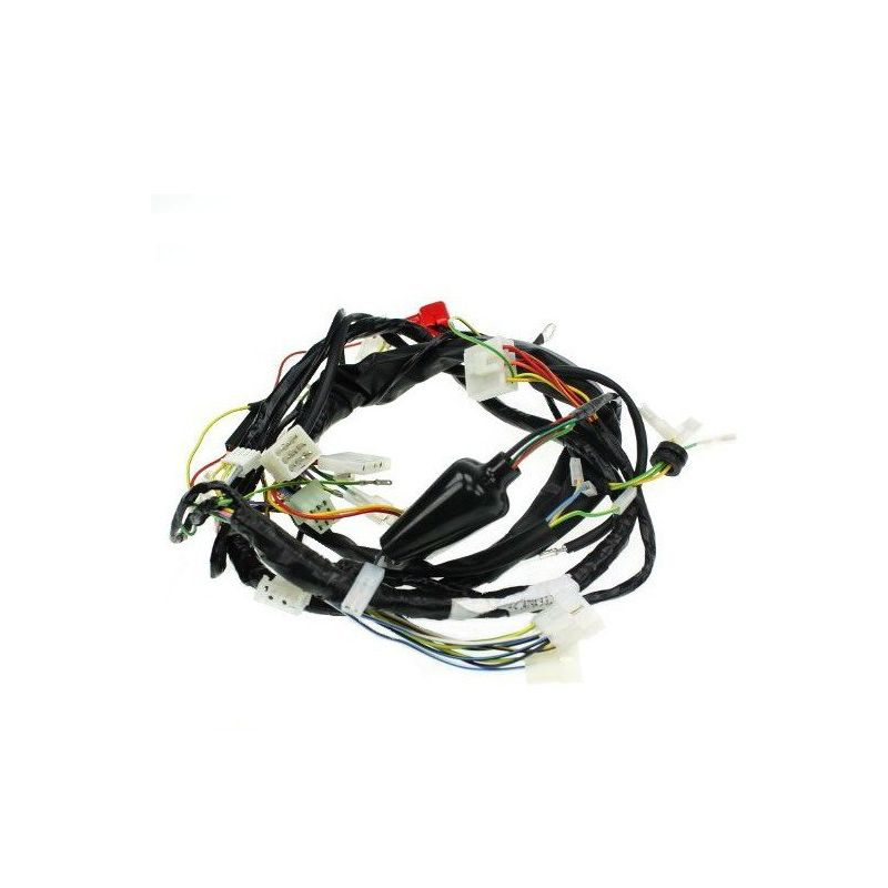 universal wiring harness motorcycle