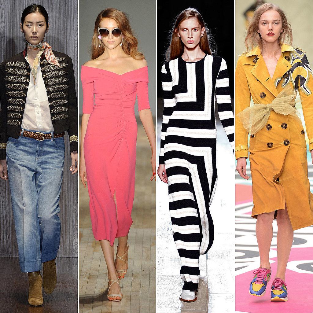 Spring 2015 Fashion Trends Women